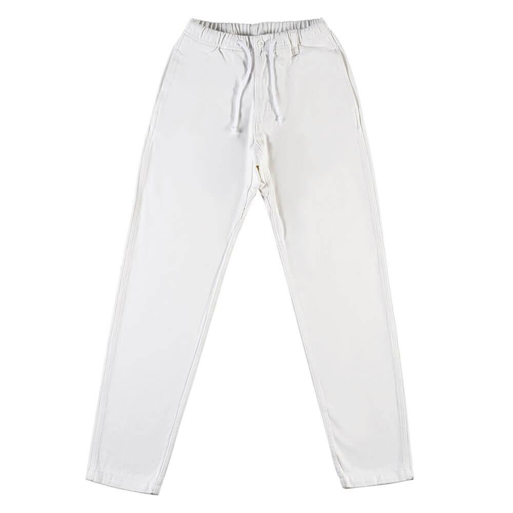 Organic Pants Easy White