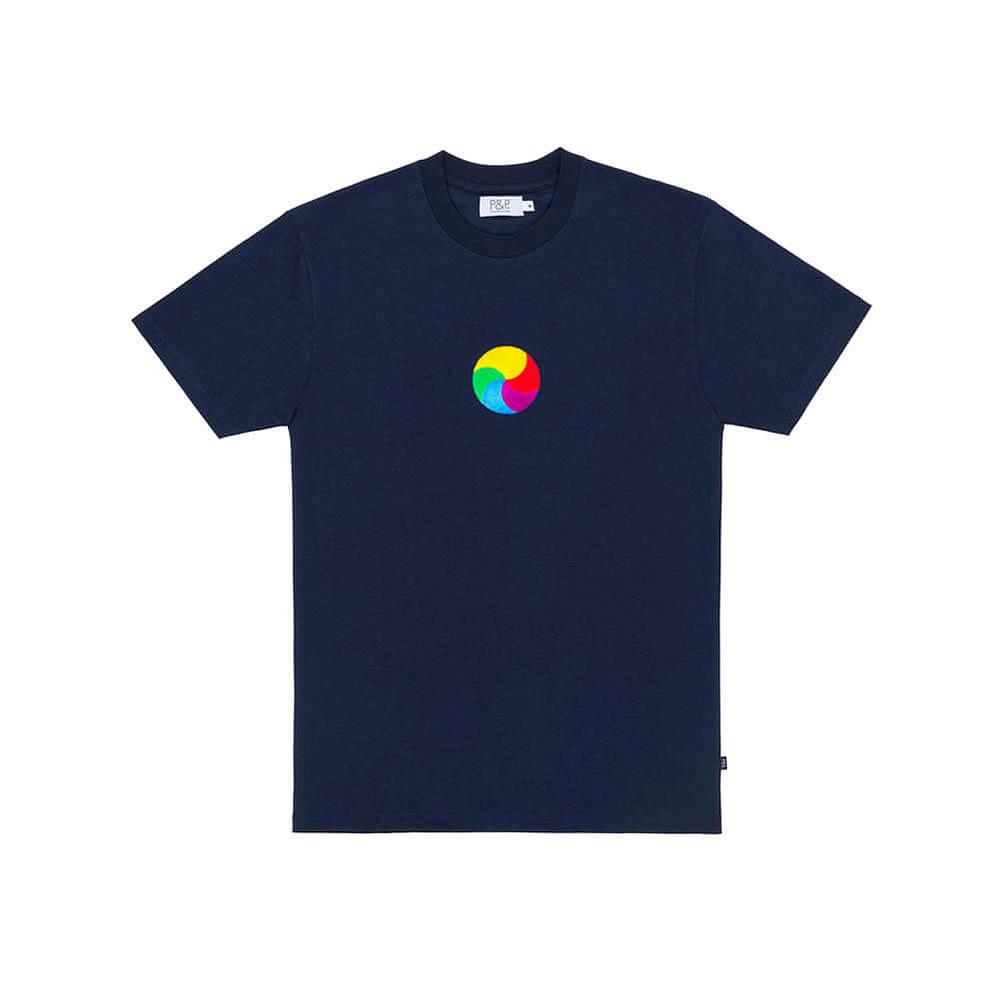 Organic T-Shirt P&P Patience