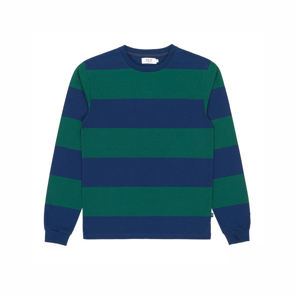 Big Stripes Long Sleeve T-Shirt
