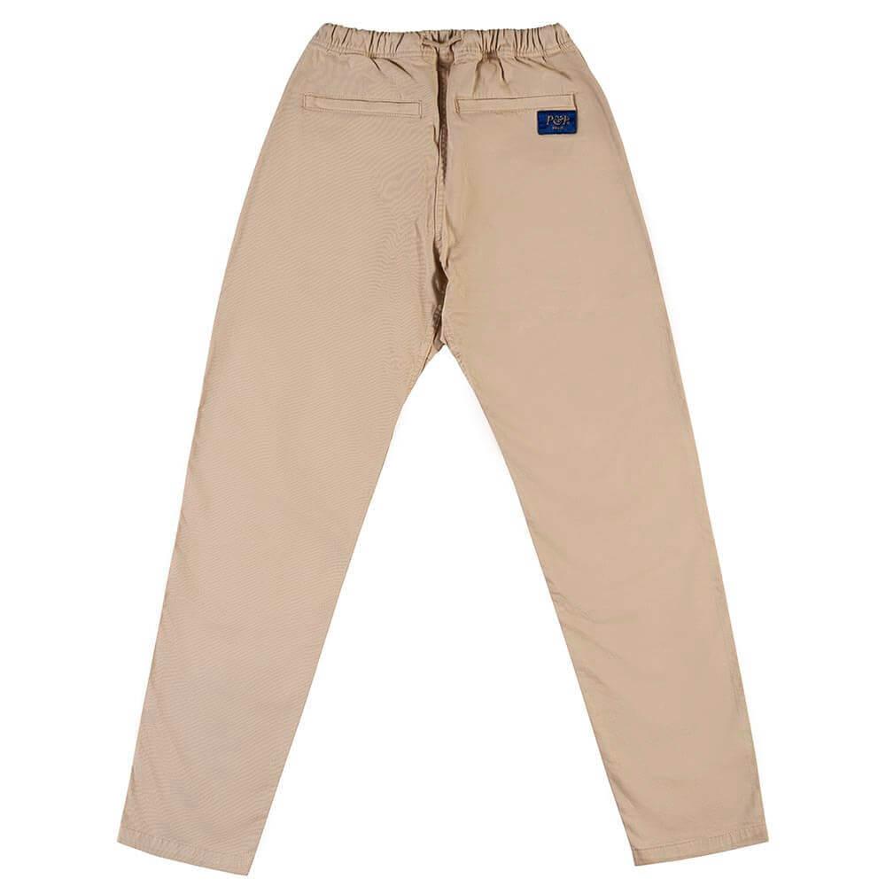 Organic Pants Easy Back