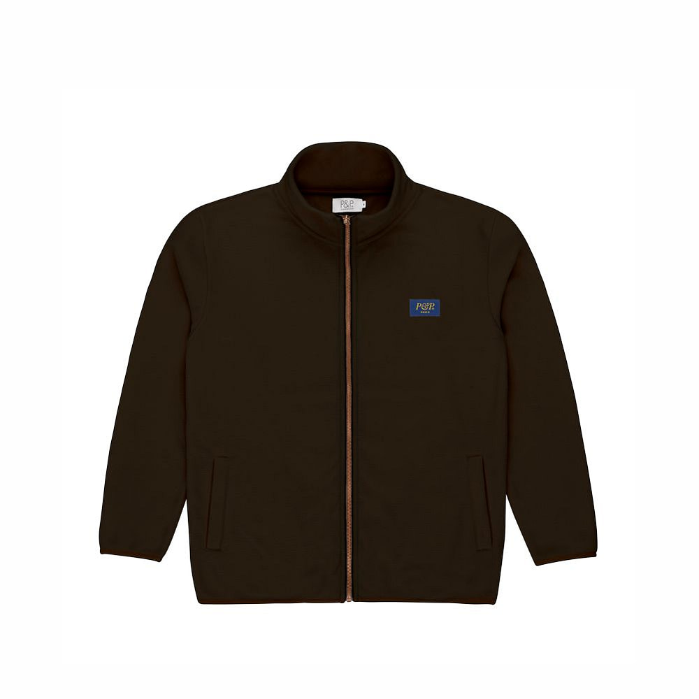 Polar Jacket P&P Brown