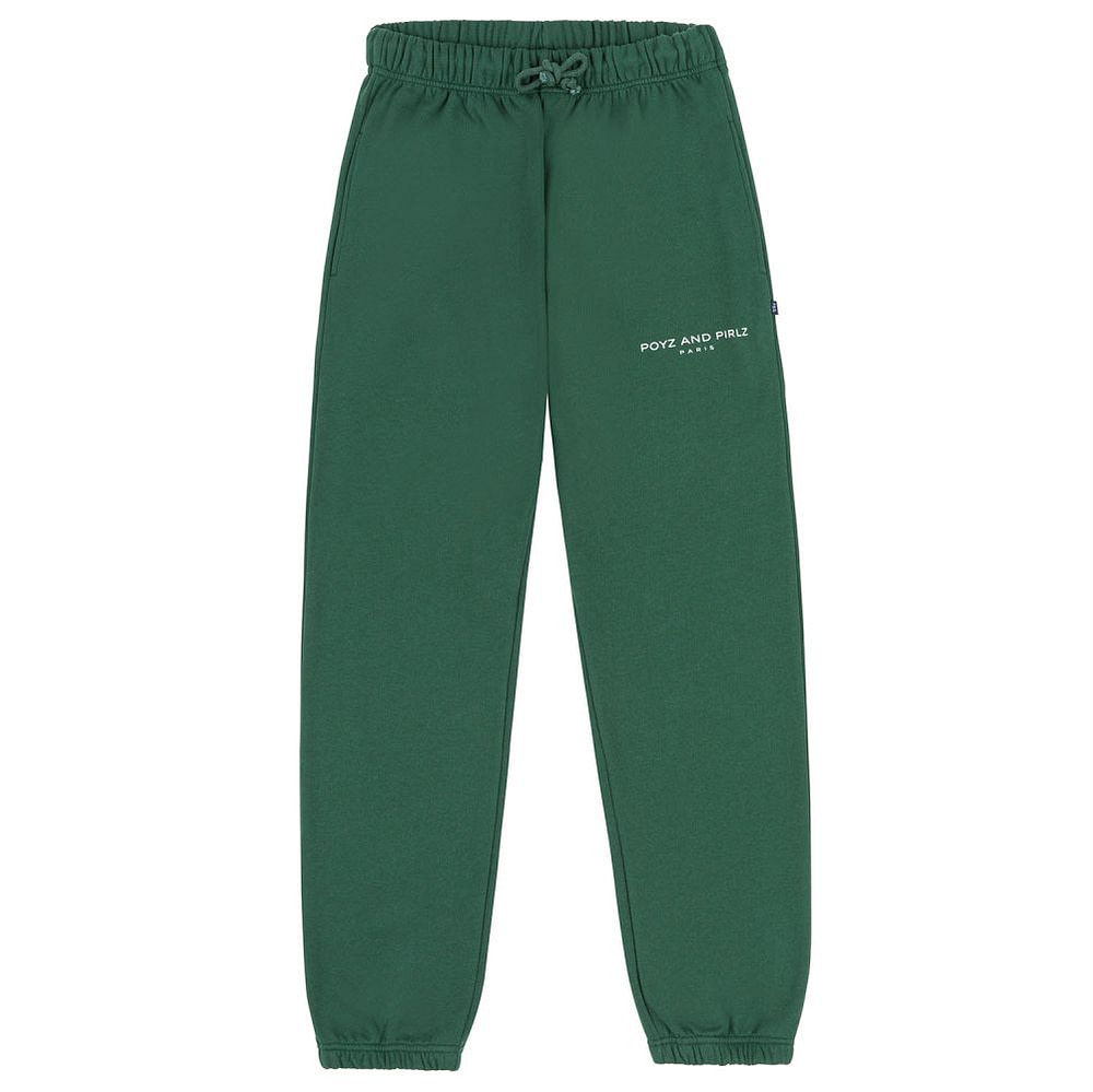 Organic Track Pants POYZ AND PIRLZ Signature Green