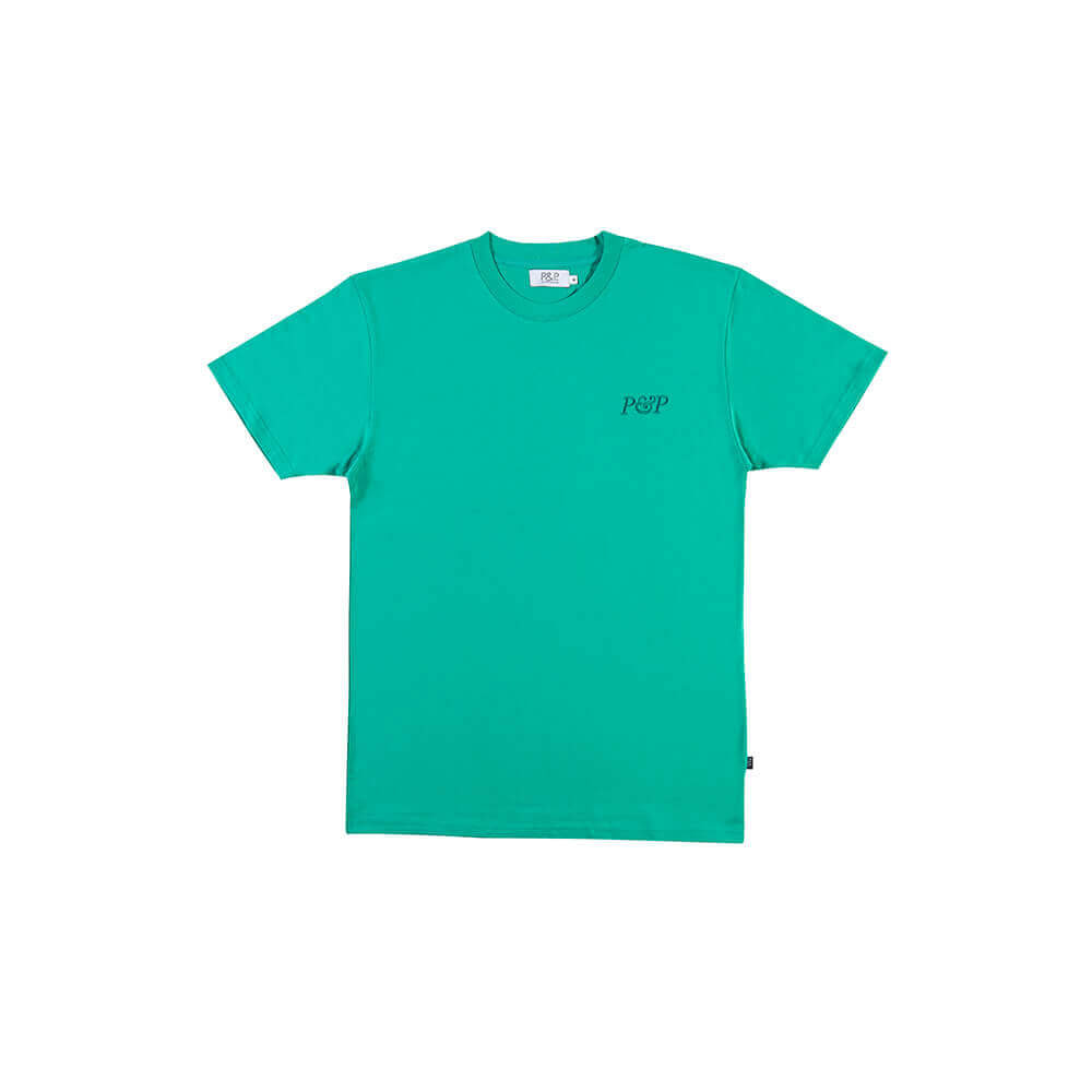 Organic T-Shirt P&P Green