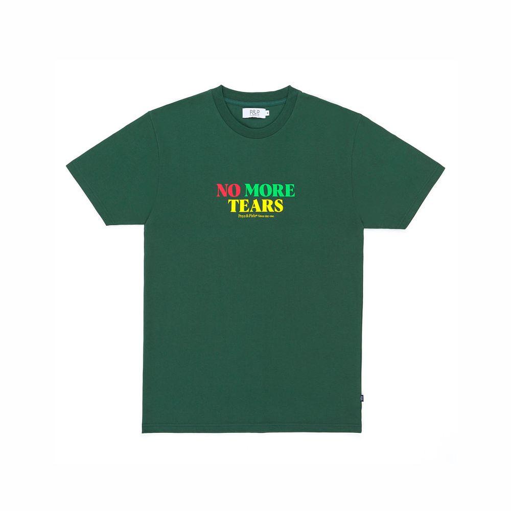 Organic Dark T-Shirt No More Tears