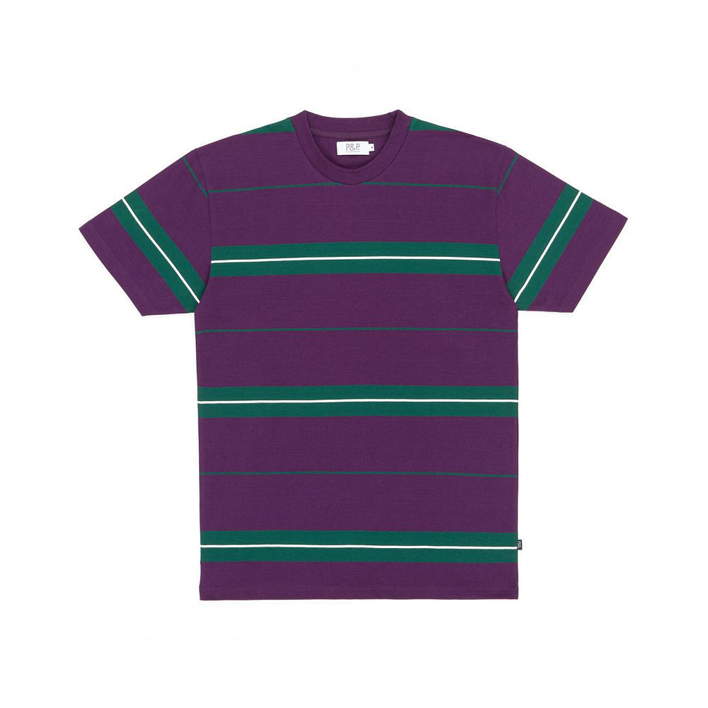 Striped T-Shirt Tricolor