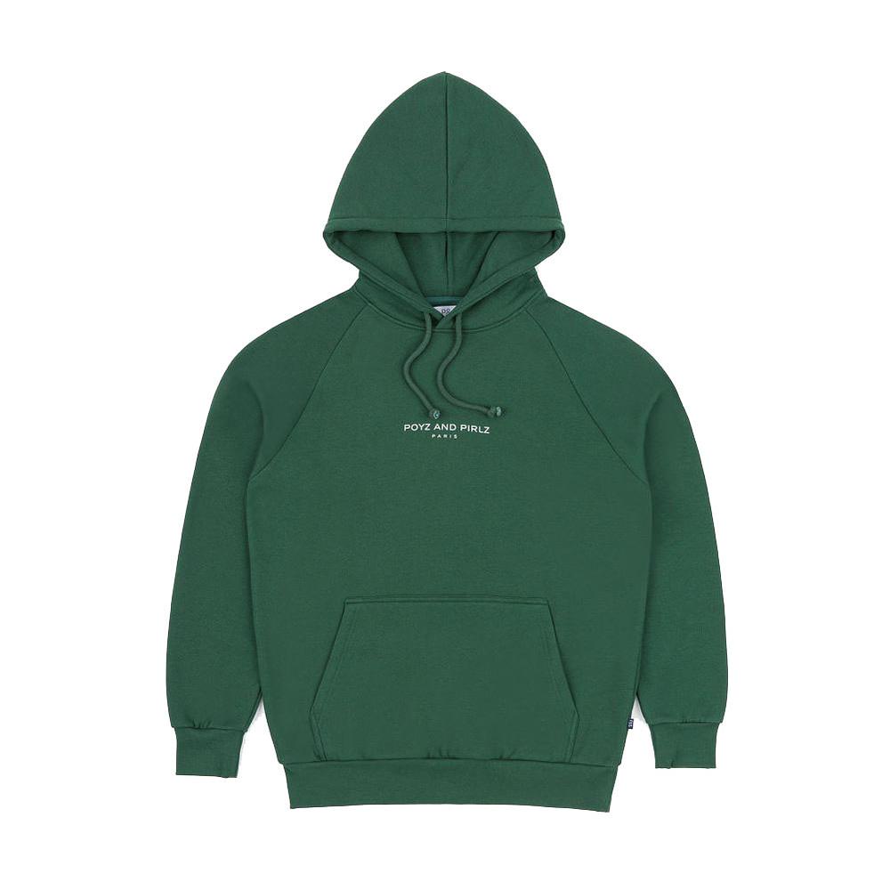 Hoodie Signature Dark Green