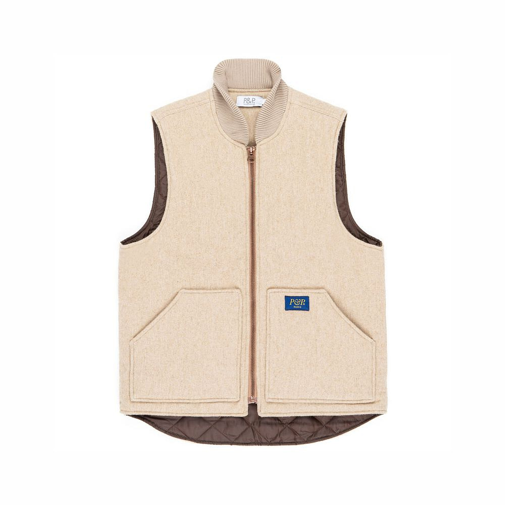 Vest Photo P&P OffWhite
