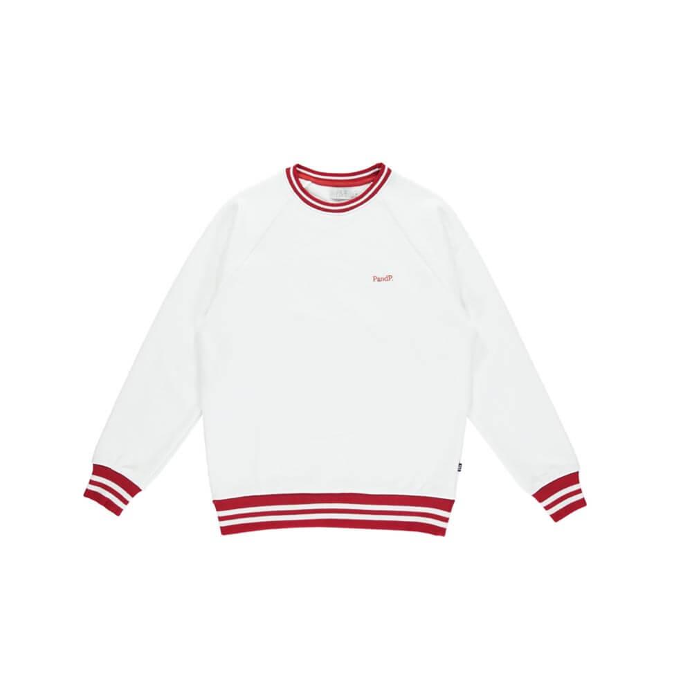 Crew Neck Sweatshirt PandP