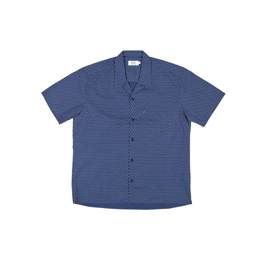 Hawai Shirt Navy