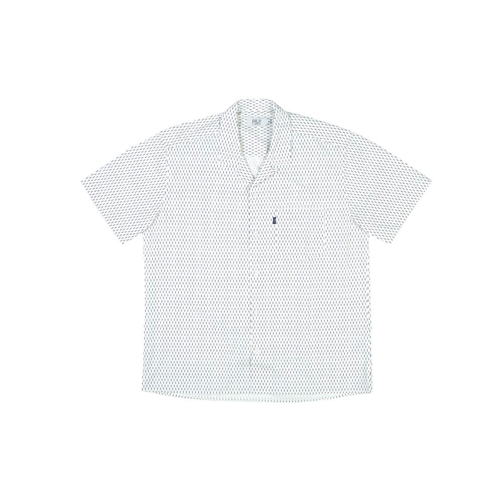 Hawai Shirt White