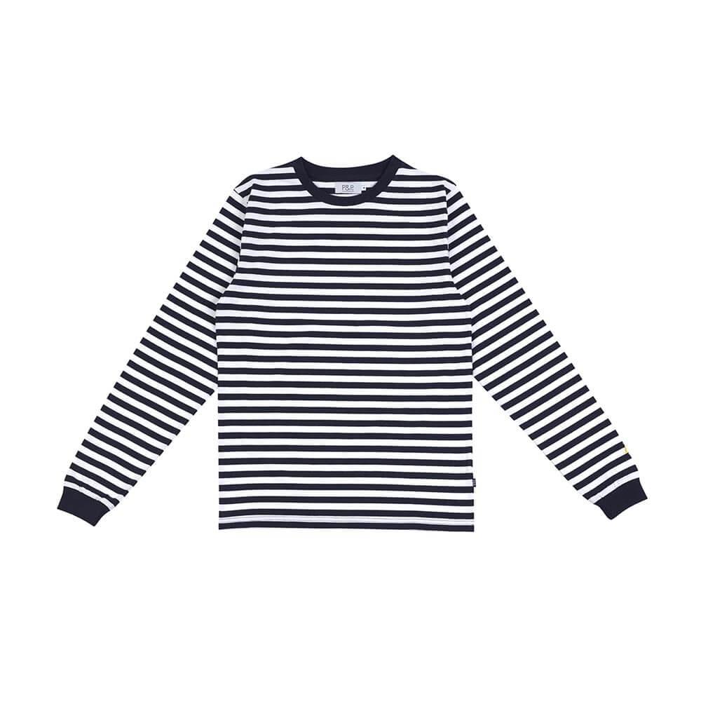 Striped T-Shirt P&P