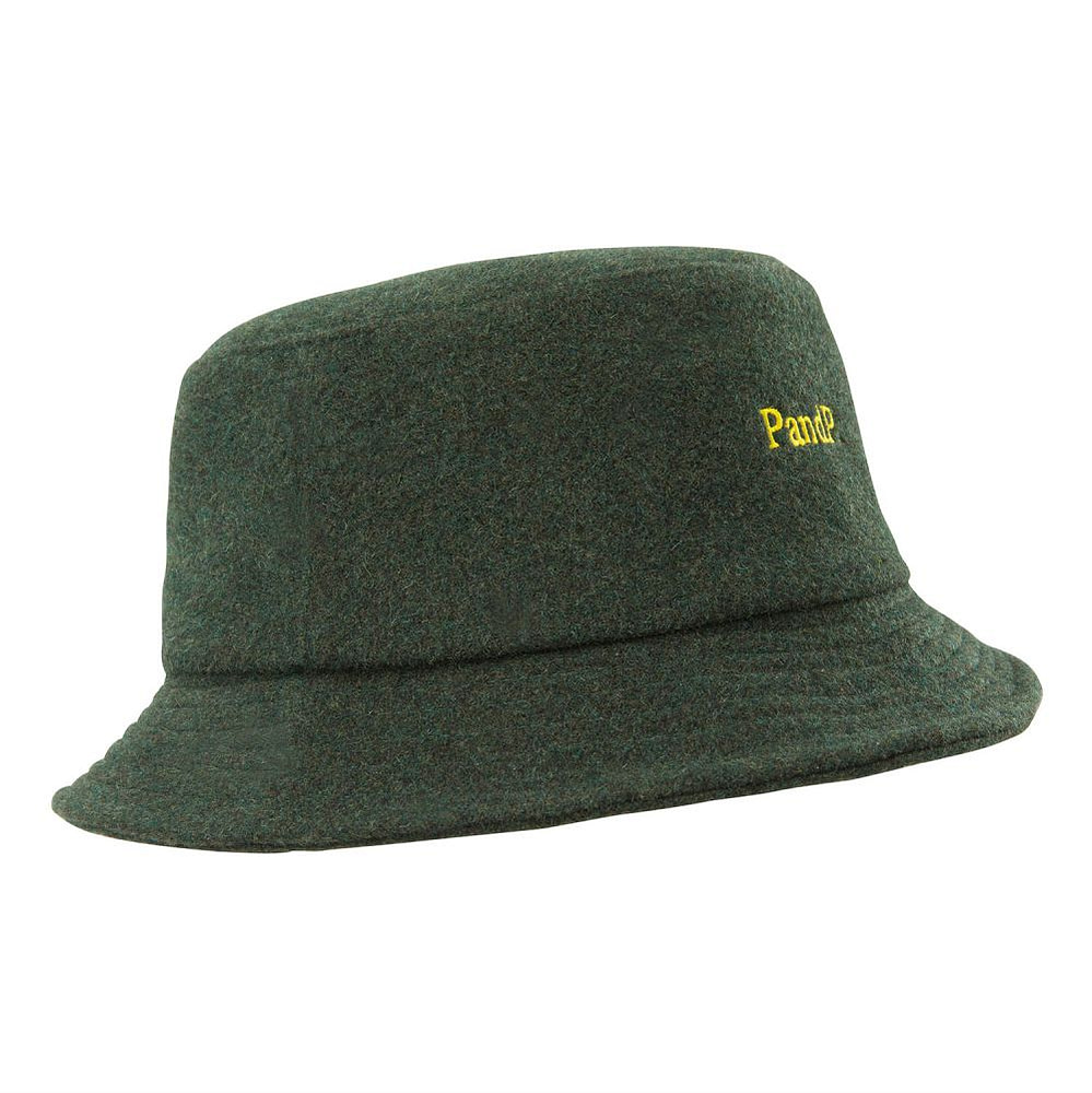 Bucket Hat P&P Dark Green