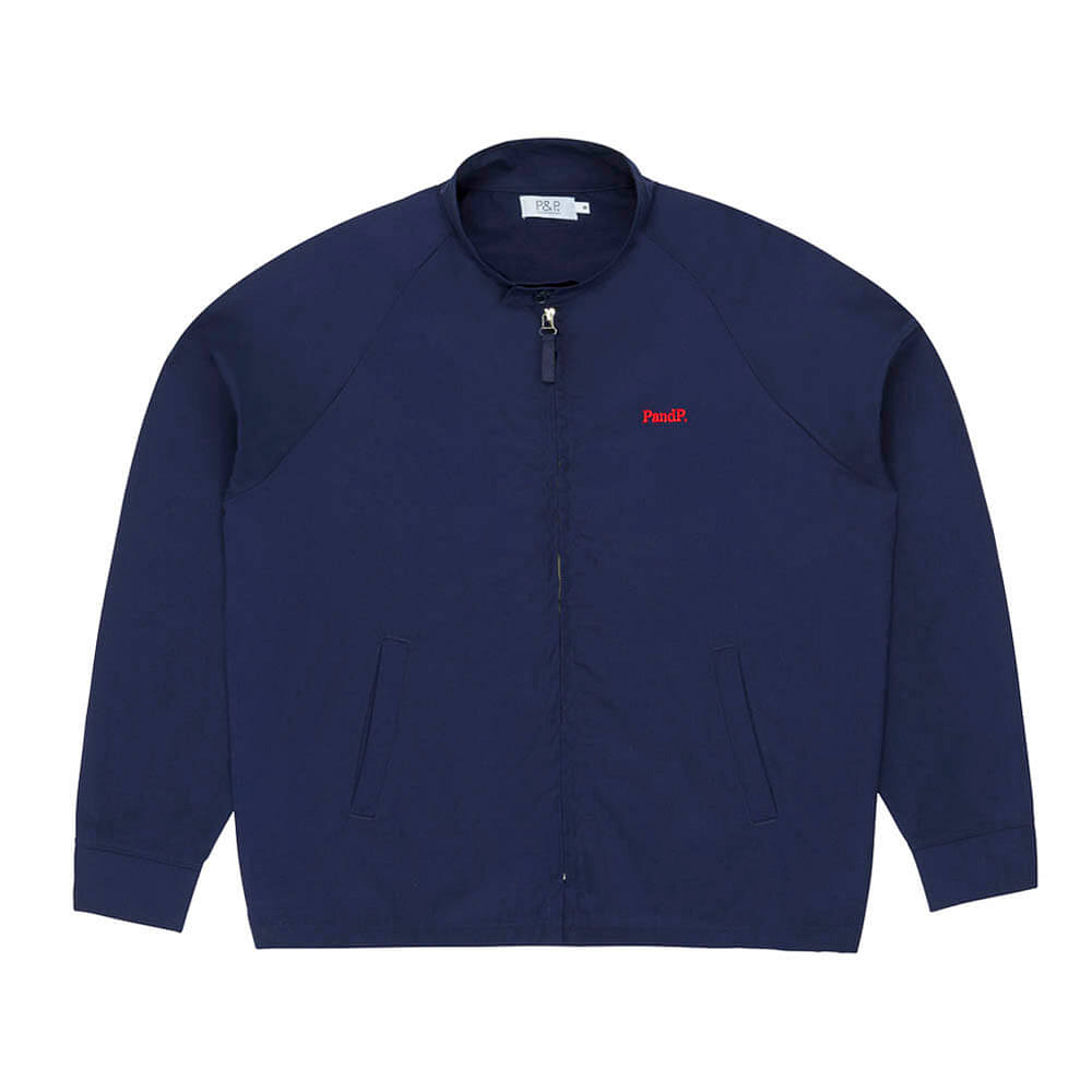 Gas Station Twill Jacket PNP Patience Navy