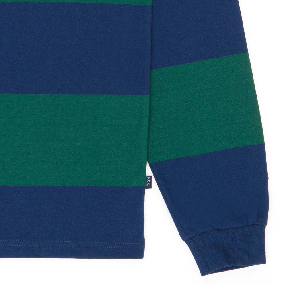 Big Stripes Long Sleeve T-Shirt Detail